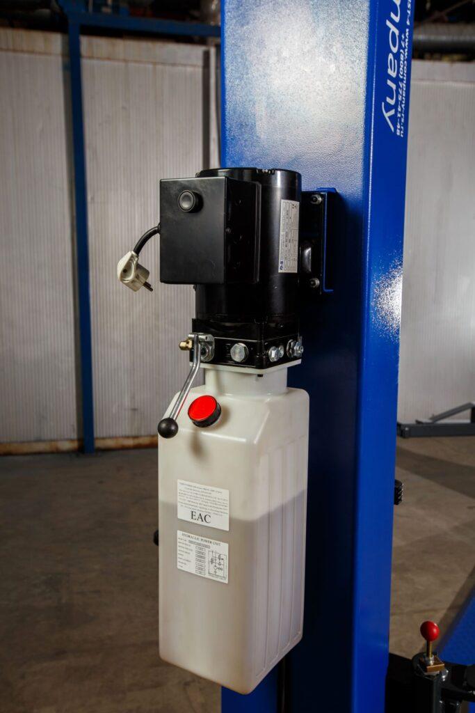 Гидростанция подъемника для автомобилей RST-4
